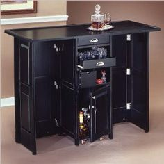 => Click picture to online Home Bar Cabinet shopping with great deals at Amazon.ca