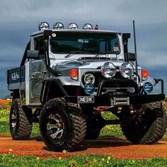 For Toyota 4X4 lovers of all ages. Submit what you like as long as it is a Toyota and a 4x4! Submit...