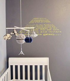 Baby Jedi's Room