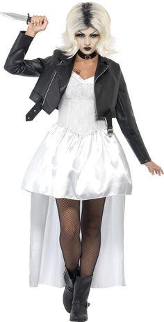 Smiffys Bride of Chucky Costume