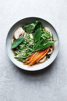 La soupe asiatique qui n'a pas besoin de recette | www.christelleisflabbergasting.com