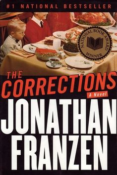39 Books That Prove Your Family S Not So Bad After All Jonathan Franzen Books Books To Read