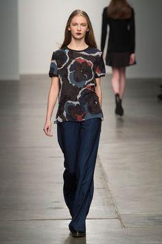 Timo Weiland at New York Fall 2015