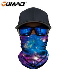 Fashion Style Fashion Riding Turban Unisex Magic Seamless Tube Bandana Fishing Elastic Face Shield Hiking Scarf Headband Sports Mask Buffe Uv Attractive And Durable Men's Scarves