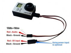 GoPro Hero 3 Adapter Cable for FPV Video Tx
