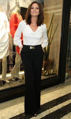 Moda para senhoras   Mulheres maduras cheias de estilo                                                                                                                                                                                 Mais