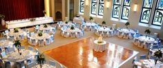 Check out Loyola's unique venues on the Lake Shore and Water Tower Campuses for your next meeting or event. Whether you are planning an intimate business meeting or corporate training conferencek, our experienced event managers will assist you in finding the perfect space for any event.