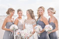 Romantic New York Wedding at Waters Edge from Kelly Kollar Photography  Read more - http://www.stylemepretty.com/new-york-weddings/2013/11/04/romantic-new-york-wedding-at-waters-edge-from-kelly-kollar-photography/