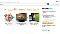 Amazon Prime Free Trial Account for Singapore