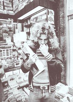"groupies0fthelastcentury: "" Robert Plant """