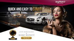 BongaModels es unespónsor de Webcamque da trabajo ahombres y mujeres de todo el mundo por medio de un video chat en vivo de alta velocidad con soporte de audio completo y calidad HD. Crea tu propio Estudio de Videochat y trabaja para tí misma con opción de contratar nuevas modelos bajo tu cuenta estudio.