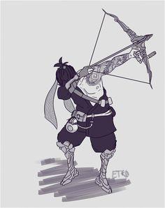 Hanzo mains be like...