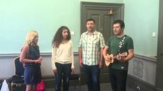 Because (Beatles) Pre-show warm up - Ukulele Festival of GB 2014
