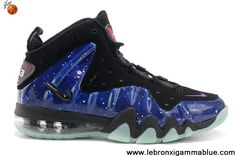 1c2c02e9dde Authentic Nike Barkley Posite Max Blue Black For Wholesale