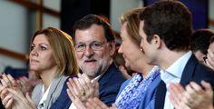 El congreso nacional del PP: abogados, hombres de 48 años y cargos públicos