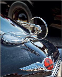 1933 Pontiac Hood Ornament