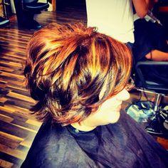 fun hair #hilightssalon