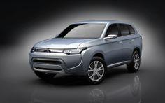 Fantastic Wallpapers, Chevrolet Volt, Mitsubishi Cars, Tokyo Motor Show, Mitsubishi Outlander, Honda Crv, Automobile Industry, Future Car, Fast Cars
