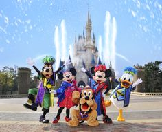 Tokyo Disney Resort Welcomes 600 Millionth Guest. Yumi Sakai, her husband and two children celebrated on April 12th with free park admissions for three years, flowers and plush animals for being the 600th millionth guest.  Wow!