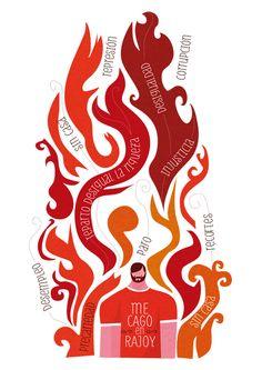 #illustration #mecagoenrajoy  argijale@hotmail.com