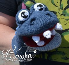more dinosaurs to crochet - free patterns