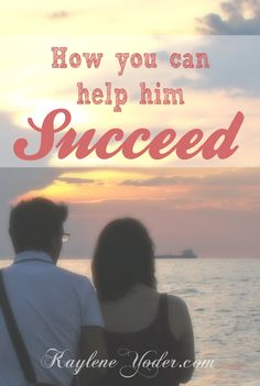 No doubt a wife has a great influence on her husband. Here you will find three powerful ways you can help your husband succeed in his everyday life.