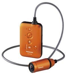 パナソニックのウェアラブルカメラ HX-A100は5月1日発売、『スタイリッシュ二体型デザイン』採用 - Engadget Japanese