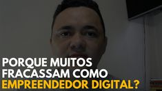 Nesse vídeo vou te mostrar o principal erro do empreendedor digital, o motivo que levam eles a fracassarem no seu negocio online.