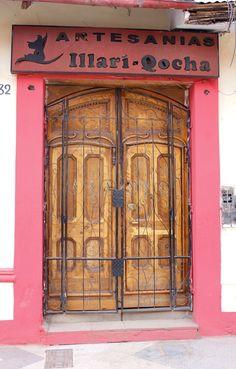 Puno, Peru door