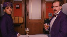 The Grand Budapest Hotel. Nothing quite like a Wes Anderson film. Grand Budapest Hotel Review, Hotel Budapest Movie, Wes Anderson Style, Wes Anderson Movies, Script Analysis, Lobby Boy, Tony Revolori, Budapest, Character Design