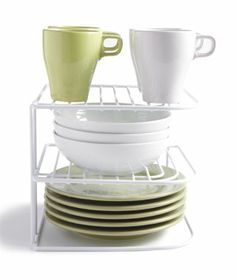 Clearing a space to cook can be more exhausting than actually preparing your meal. Use these kitchen organizers to keep things neat and tidy.