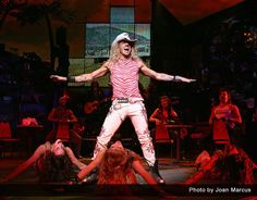 Rock of Ages......Wanted Dead or Alive.....my fave part in the show!