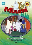 Muumi 10. - Rosvoja Muumilaaksossa - DVD - Elokuvat - CDON.COM