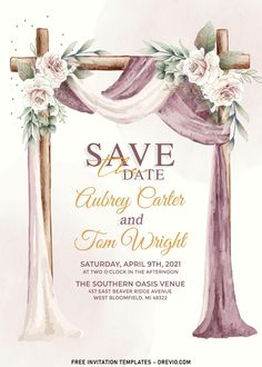 Awesome 11+ Blush Watercolor Floral Arch Wedding Invitation Templates I'd say, it's almost impossible to beat Garden Rose for its outstanding visual that fits almost everything. These delicate, papery flowers bloom, gorgeous leaves and striking color will bl...