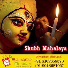 BIG FM has created a rendition of the original Mahalaya, as a part of the campaign 'BIG Mahalaya - Mahalaya ki Nayi Dhun'. School Fun, Halloween Face Makeup, Durga, Big, Software, Campaign, Films, Management, Entertainment