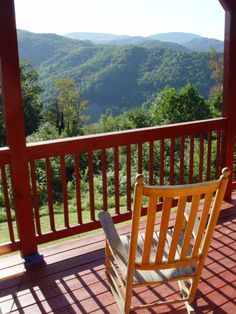 looks exactly like The Last Resort where David and I stayed on our honeymoon in the N. Georgia mtns.