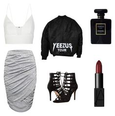 """""""Yeezus"""" by maxine-duffy ❤ liked on Polyvore"""