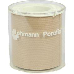 POROFIX Heftpflaster 5 cmx5 m:   Packungsinhalt: 1 St Pflaster PZN: 03277044 Hersteller: Lohmann & Rauscher GmbH & Co.KG Preis: 6,52 EUR…