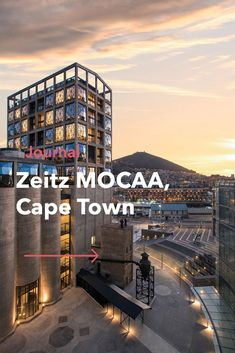 Read up about the Zeitz MOCAA, South Africa's latest contemporary art museum on our award-winning journal. Contemporary African Art, Museum Of Contemporary Art, Cool Places To Visit, Great Places, Le Cap, Cape Town South Africa, Africa Travel, Luxury Travel, Beautiful Places