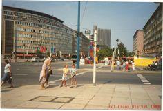 Karl-Marx-Stadt Innenstadt 1988 | by CreativKraft