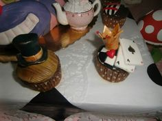 Festinha temática Alice no País das maravilhas