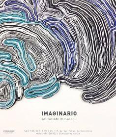 Un Imaginario a partir de las telas trae Abraham Rosales a Cerquone Projects http://crestametalica.com/imaginario-partir-las-telas-trae-abraham-rosales-cerquone-projects/ vía @crestametalica