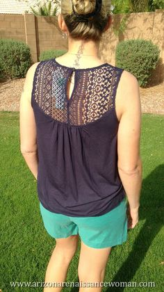 Skies are Blue Bradie Embroidery Front Knit Top - Back - Stitch Fix Review - March 2016 http://www.arizonarenaissancewoman.com/2016/03/stitch-fix-19-review-march-2016.html