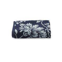 Cannon Florence Bath Towel, Blue