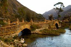 https://flic.kr/p/asNFqZ | El puente hacia Vilca, Yauyos, Peru | Martintoy