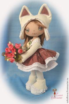 Collectible handmade dolls. Fair Masters - handmade Katya. Handmade.