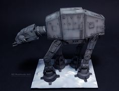 AT-AT – SciFiantasy