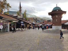 New blog post. Sarajevo, Bosnia and Herzegovina