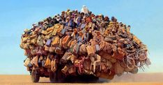16+ Of The Most Overloaded Vehicles Ever | Bored Panda