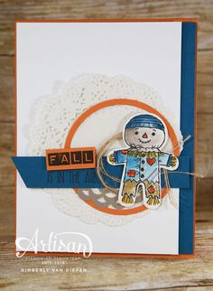 Quick and Simple halloween cards using the Cookie Cutter Halloween stamp set - StampinByTheSea.com